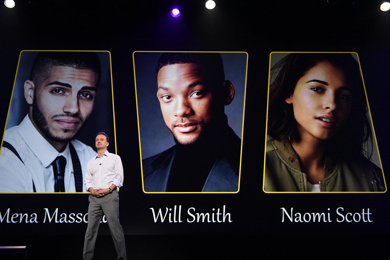 Disney Announces Cast For Aladdin Live Action Film