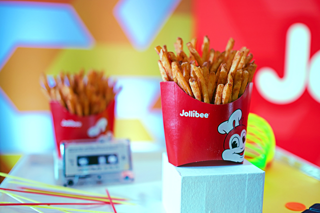 Photo courtesy of Jollibee