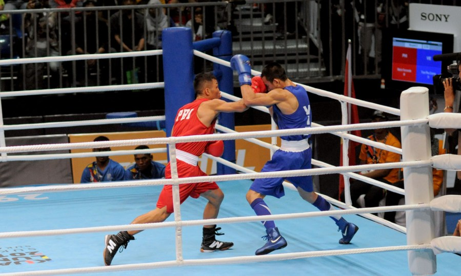 PH boxers a smash hit as Fernandez  Suarez  Marvin advance to 2017     PH boxers a smash hit as Fernandez  Suarez  Marvin advance to 2017 SEA Games  semis