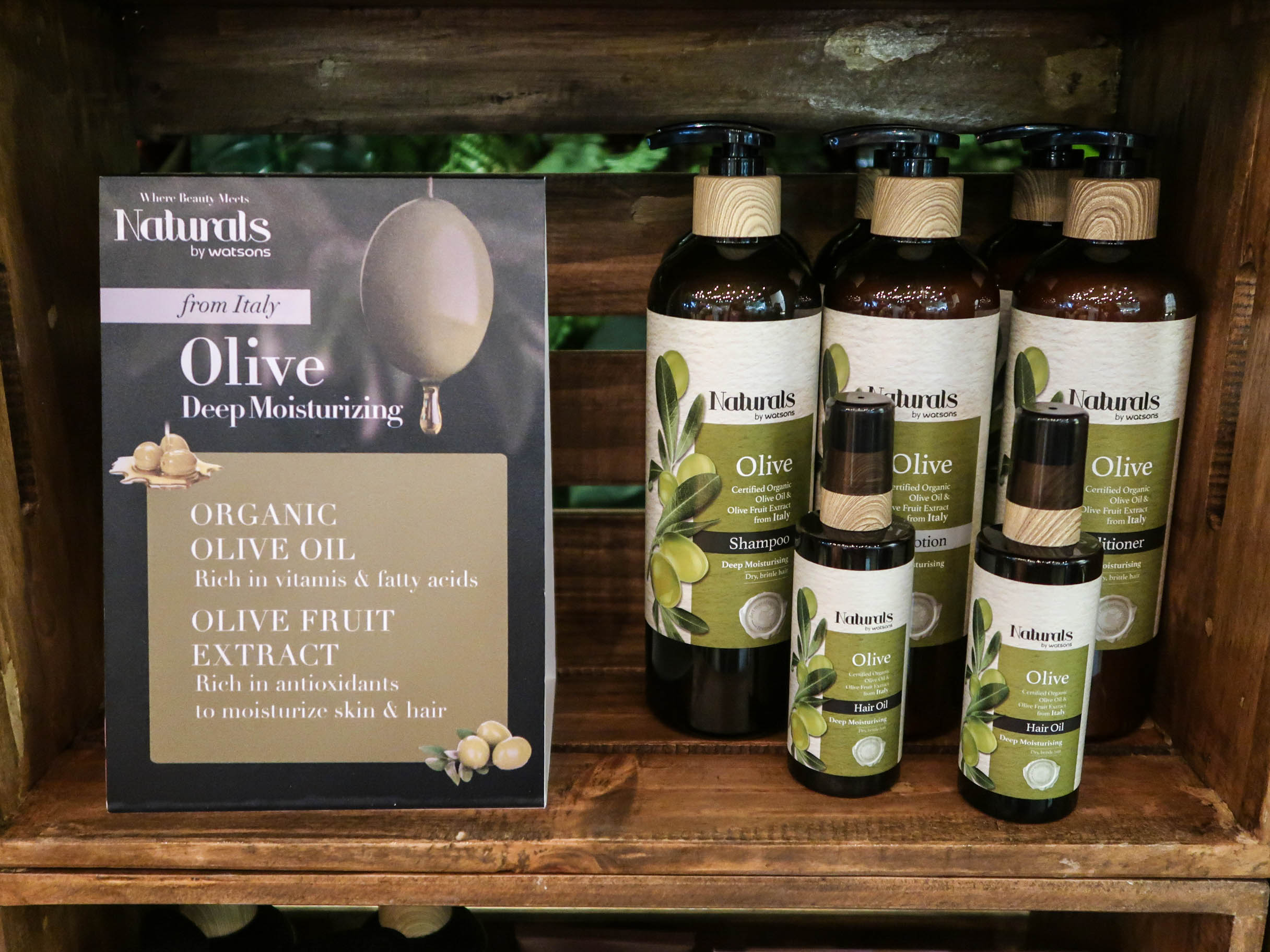 Go Natural Watsons Launches Their Line Of Organic Skin Care