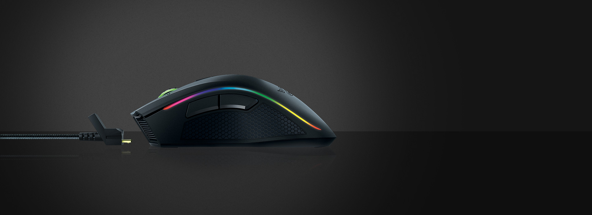 Razer Mamba Best Wireless Mouse For Gaming