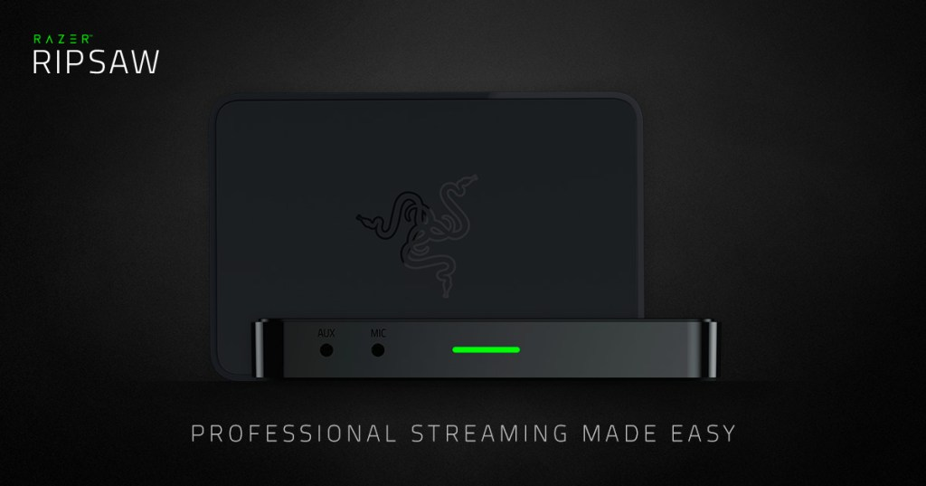 Image result for Razer Ripsaw