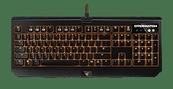 Overwatch Razer BlackWidow Chroma