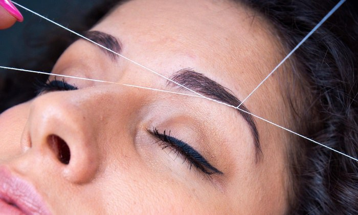 While Many Hair And Nail Salons Are Known For Providing These Services There Wax Kits Ways To Thread Your Eyebrows At Home Too