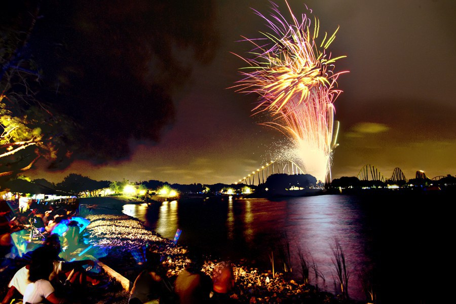 Best Places In San Antonio To Watch Fireworks on New Year s Eve 1  SeaWorld