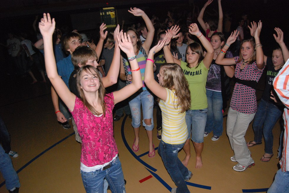 Image result for middle school party