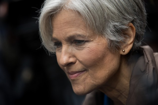 Jill Stein encourages followers to leave the Democratic party after Bernie drops out, and Democrats are melting down