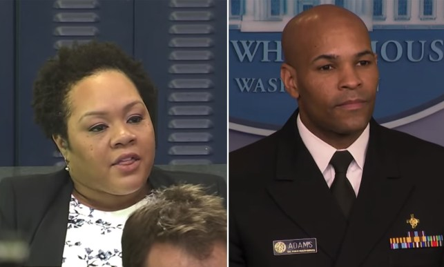 PBS's Yamiche Alcindor gets destroyed for manufacturing fake race outrage against Surgeon General