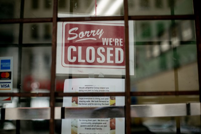 Economists predicting coronavirus pandemic will lead to more bankruptcies than the Great Recession: report