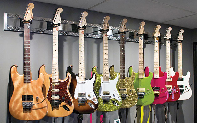 tools for the task guitar hangers