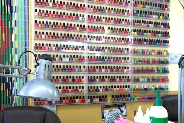 Get Glam At Our Favorite Healthy Nail Salons In San Francisco