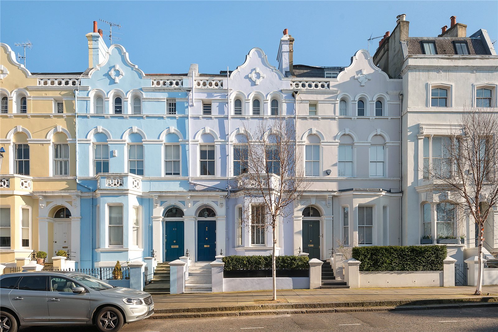 Lansdowne Road Notting Hill London W11 A Luxury Home