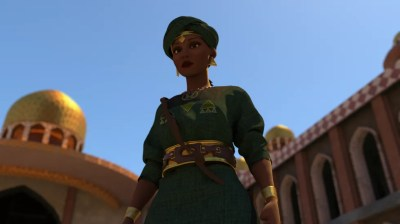 Adesua Etomi Unveils The Official Trailer for 'Malika: Warrior Queen' (VIDEO)