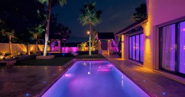 weatherproof outdoor smart lighting options for your garden