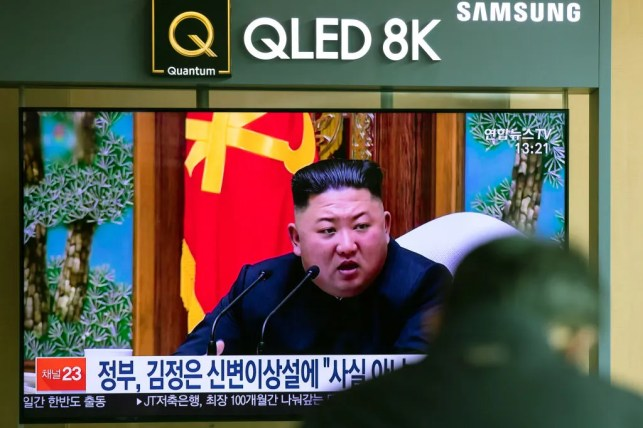 North Korean state media: Kim Jong Un isn't dead — see, he wrote a thank-you letter recently