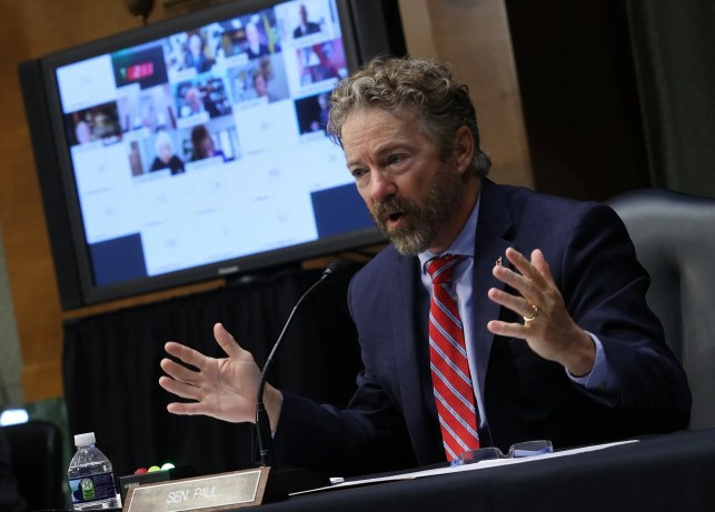 Rand Paul to Dr. Fauci: 'I don't think you're the end-all'