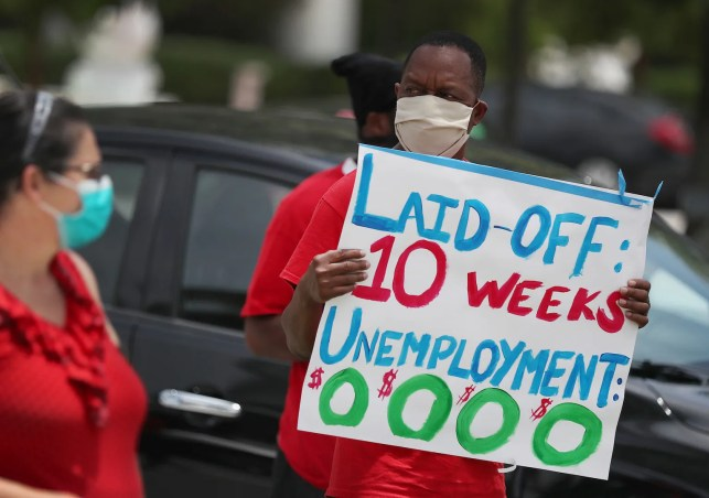 Another 2.1 million people filed for unemployment last week, bringing the 10-week total to more than 40 million