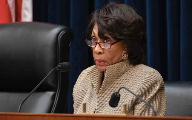 Maxine Waters: Cop who had knee on George Floyd's neck 'enjoyed what he was doing' and was out to kill​ that day