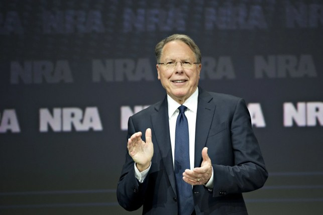 DC sues NRA and its foundation — as New York sues to dissolve NRA altogether