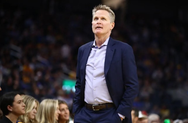 Steve Kerr ripped for silence on China after complaining about critics of national anthem protests