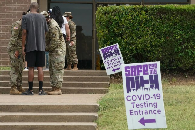 Texas' true COVID-19 case tally may be tens of thousands higher because the state isn't counting rapid-result tests
