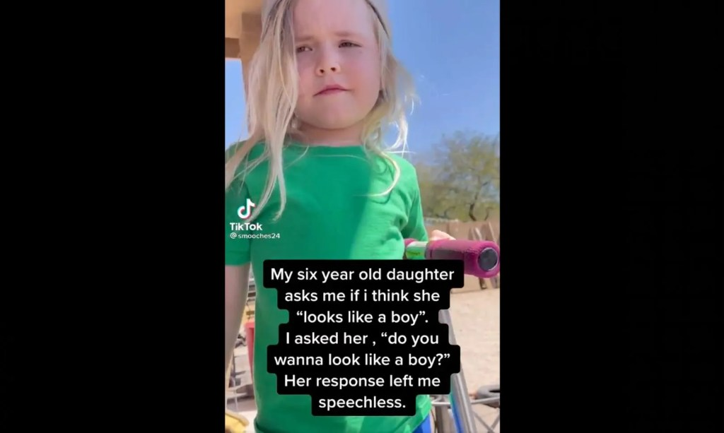 Viral video shows mother pushing 6-year-old daughter to confess gender identity: 'Are you a boy or are you a girl?'
