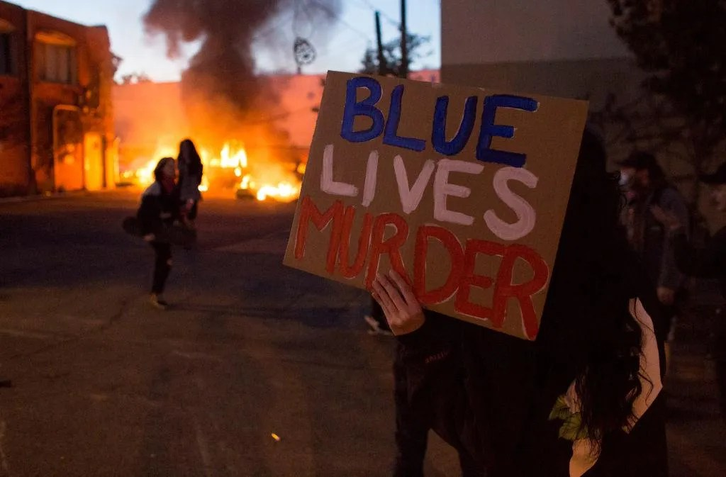 'Blue Lives Murder' apparel still being sold on Amazon despite outrage from law enforcement