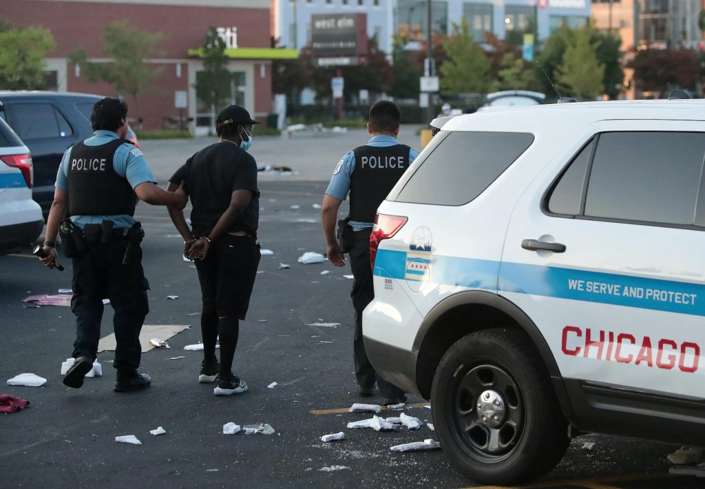 Biden sending strike force to help combat skyrocketing crime in Chicago and four other cities