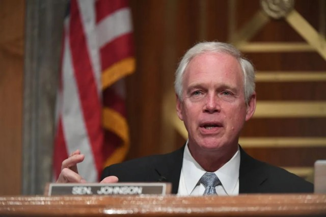 Sen. Ron Johnson says Americans have lost trust in CDC, other health agencies: 'They are hiding something'