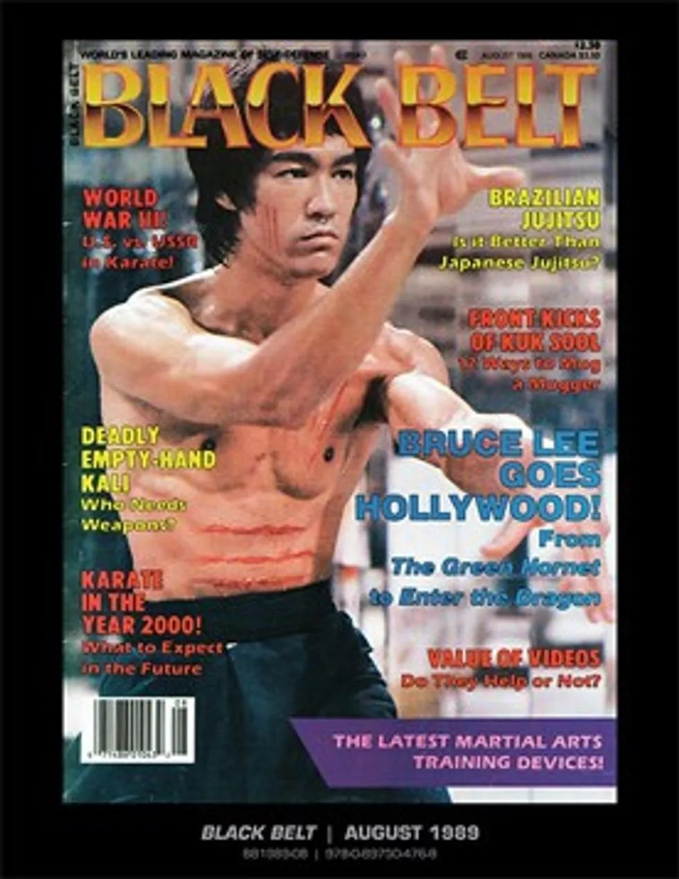 Bruce Lee Collectors Rally In Response To Black Belt Magazine S Release Of Exclusive Download Set Black Belt Magazine