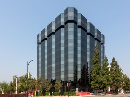 Burbank Business District Office Space and Executive ...