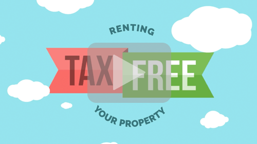 Tax-Free Rental Property