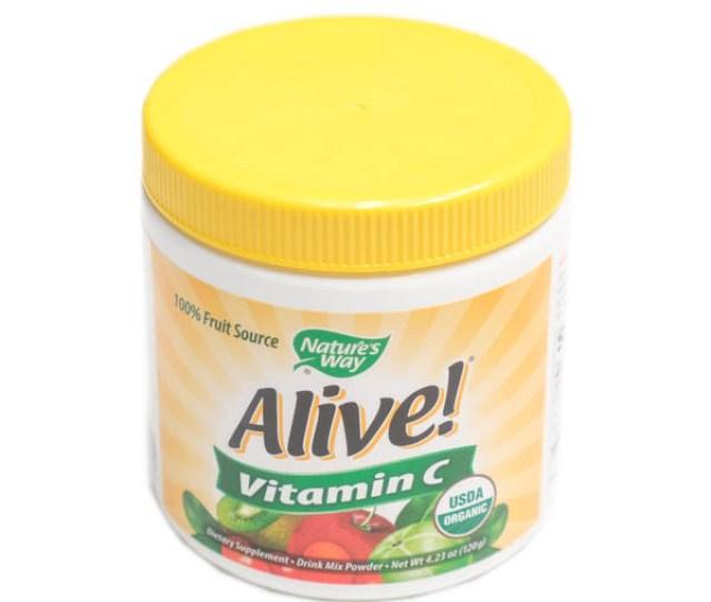 Natures Way Alive Vitamin C