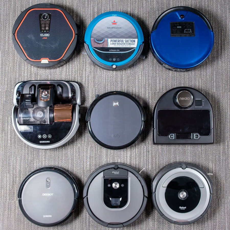 The Best Robot Vacuums Of 2019 Reviews Com