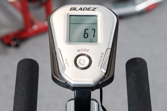 Bladez Display for Exercise Bike