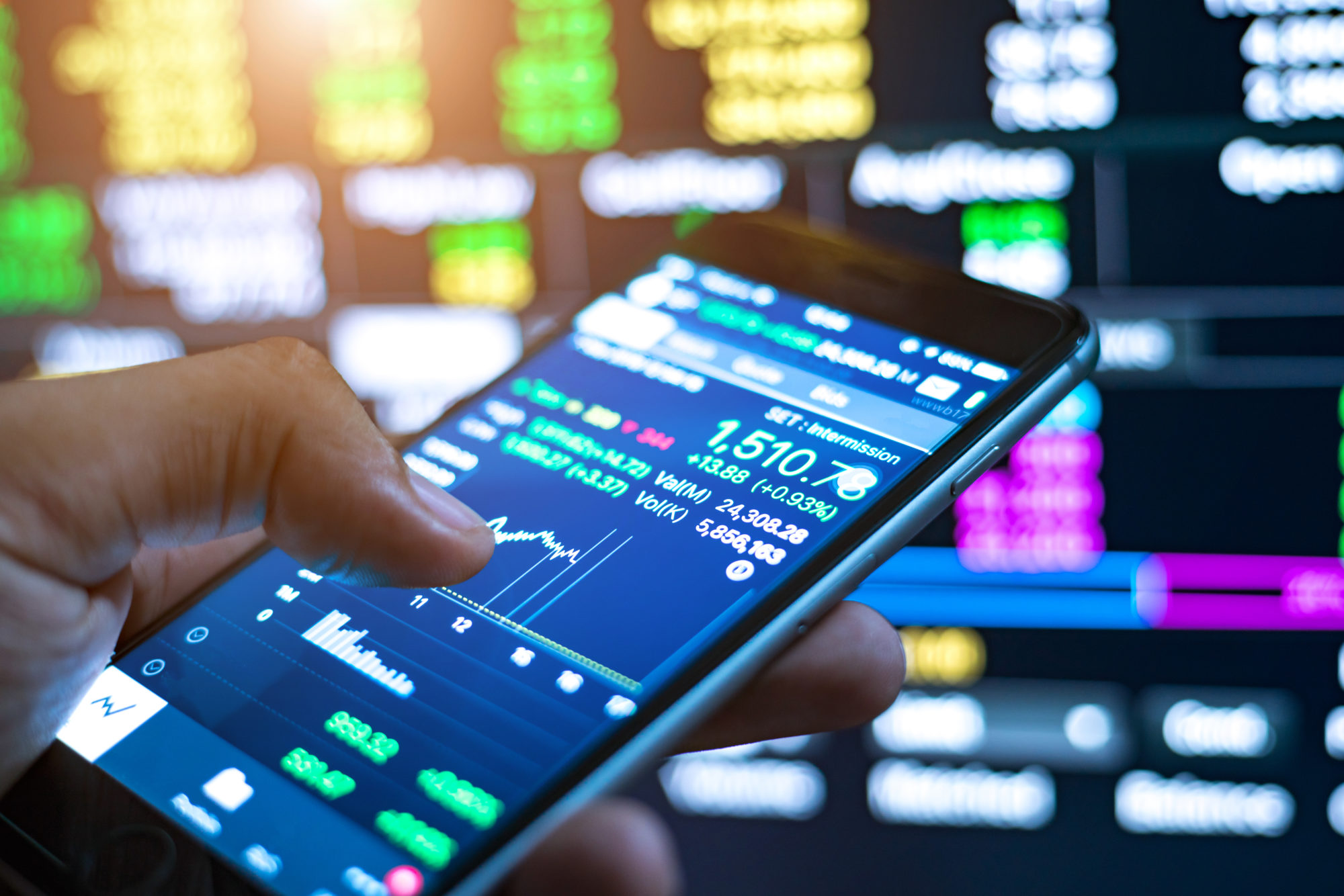 The 8 Best Online Stock Trading Sites Of 2019 Reviews Com