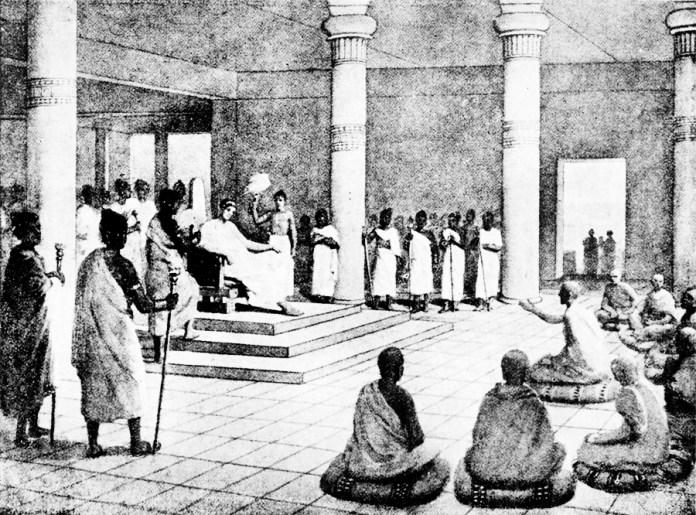 বৌদ্ধ ধর্ম মৌর্য যুগে। (প্রতিনিধি ছবি: প্রাচীনদের যুদ্ধসমূহ)