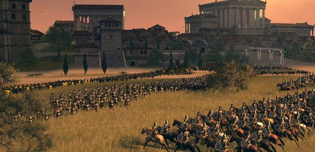 Total War Rome II Expanding Again With Empire Divided Rock Paper Shotgun