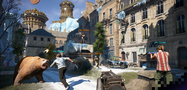Far Cry 5s Map Editor Includes Bits From Assassins Creed