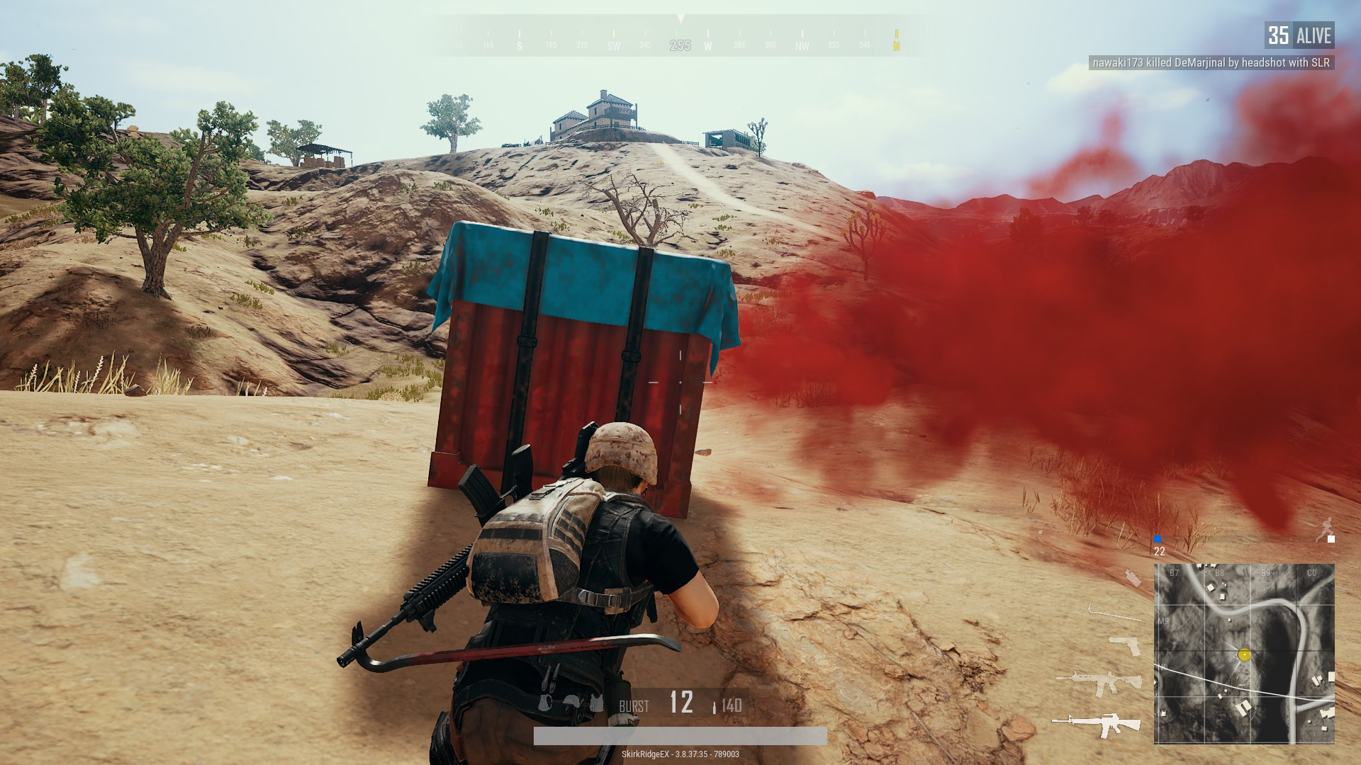 PUBG Miramar The Best Places To Drop How To Not Die