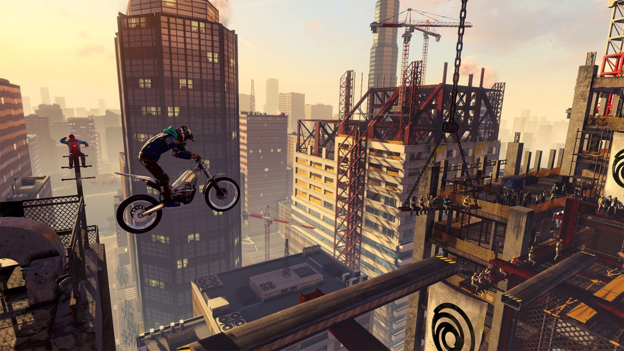 نتيجة بحث الصور عن trials rising gameplay