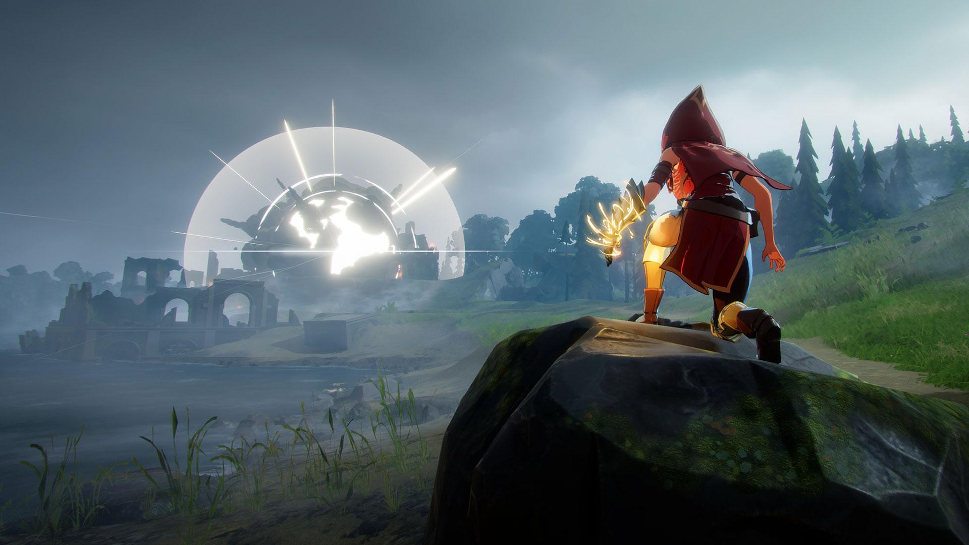 Cool Wizards Will Battle In A Royale Manner In Spellbreak