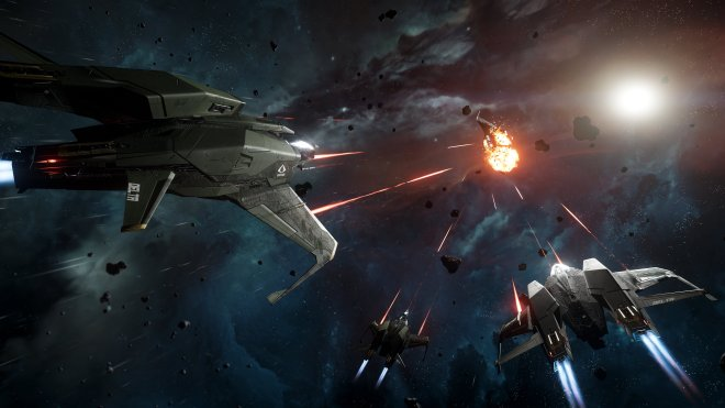 "star-citizen-alpha-3-3 Star Citizen director says Squadron 42 ""will be done when it's done"" 