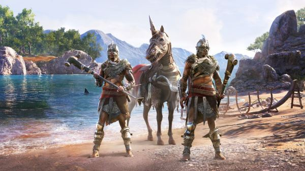 Assassin's Creed Odyssey adds love triangle quest and NG+ ...