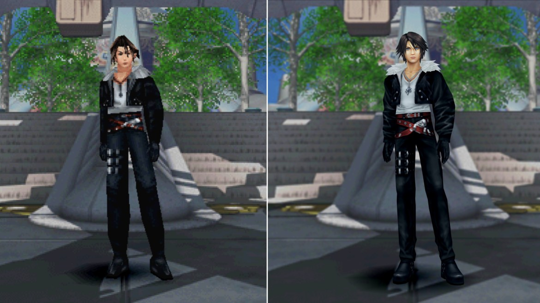 Image result for final fantasy 8 remaster