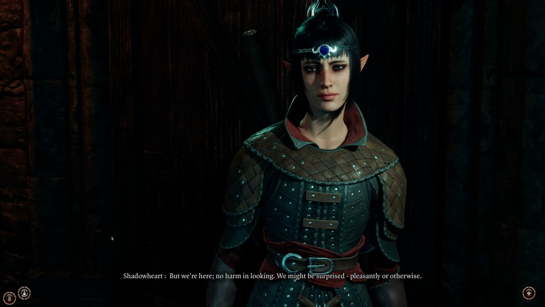 Baldur's Gate 3 companions