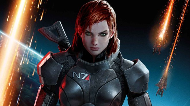 mass-effect-3-femshep-art There and back again: why RPGs matter more than ever | Rock Paper Shotgun