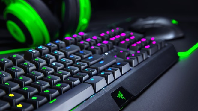 Razer-peripherals Razer leaked personal information for thousands of customers | Rock Paper Shotgun