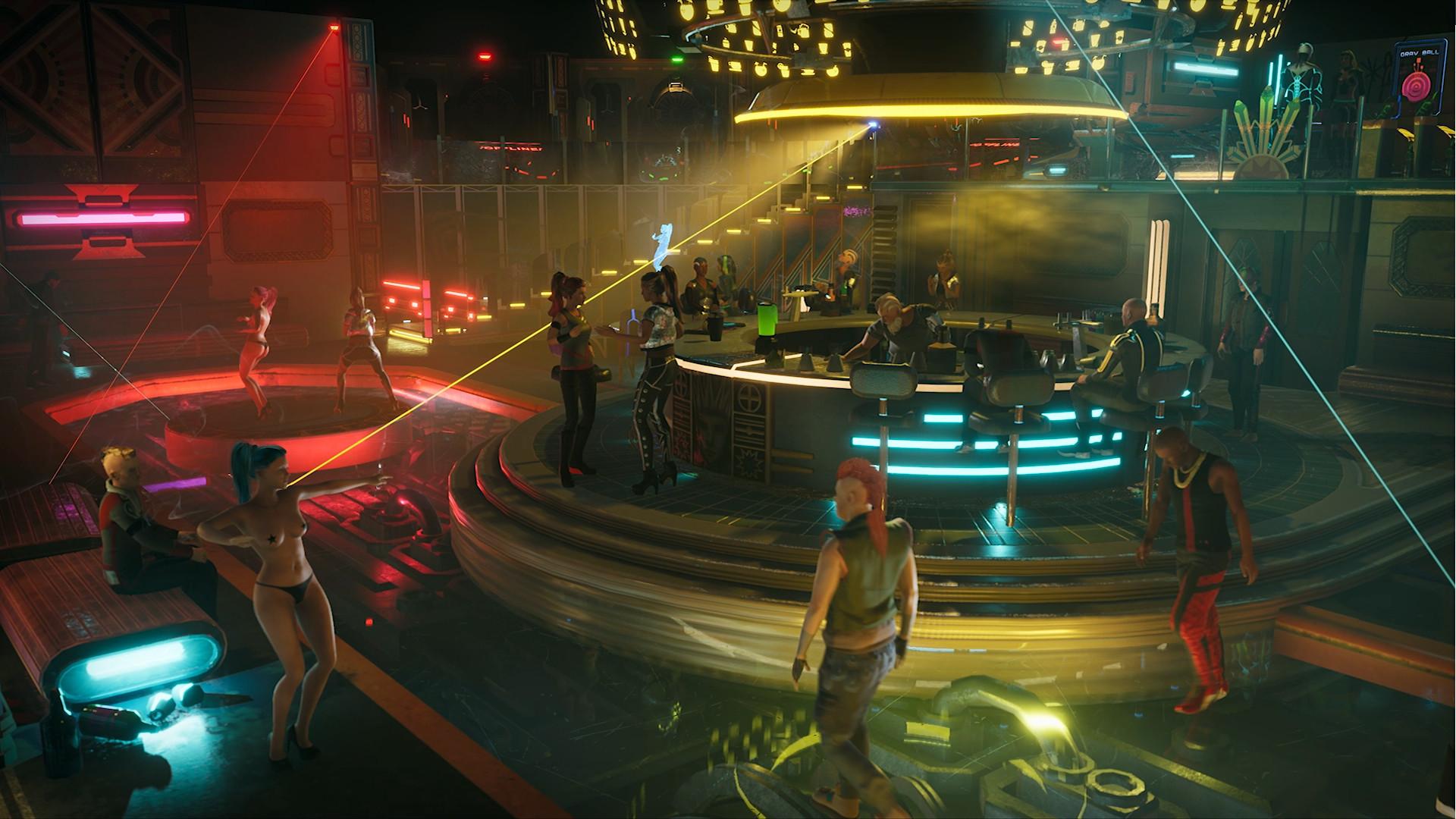 Gamedec screenshot.