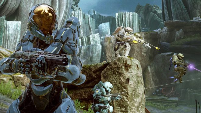 Halo-5-1212x682 No, Halo 5 wont be joining The Master Chief Collection on PC | Rock Paper Shotgun